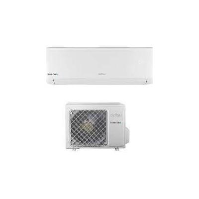 ASD 12KI-DC  Inverter (Compatible Wifi) Serie KI A