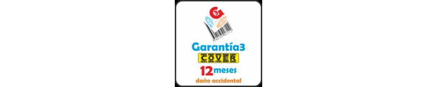 GARANTIA COVER 1 AÑO
