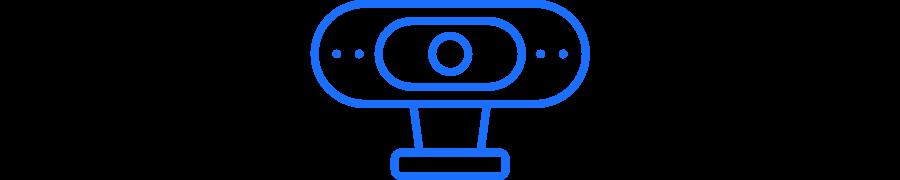 VIDEOCONFERENCIA - WEBCAMS
